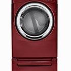 ¿La presión baja del agua afecta a las lavadoras de carga frontal?