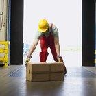 ¿Cuál es el efecto sobre las rodillas artríticas producido por levantar objetos pesados?