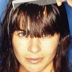 Cortes de cabello con flequillo para adolescentes