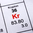 ¿En que se utiliza el kriptón?