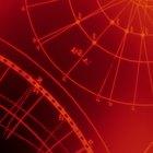 ¿Qué relación especial se observa entre el radio del círculo y la línea de la tangente al círculo?