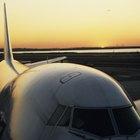 Químicos en los combustibles de aviones a reacción