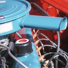 Cómo limpiar los carburadores Mercury Marine