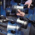Instrucciones de instalación de los anillos de pistón 327