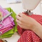 Cómo arreglar un código E2 en una máquina de coser Singer Fashion Mate 7256