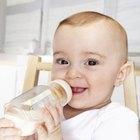 Cómo saber si un bebé es alérgico a la leche de fórmula