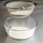 How to Substitute Cornstarch for Tapioca Flour When Baking