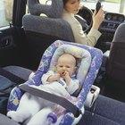 Instrucciones del asiento para autos Cosco Booster