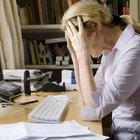 Señales y síntomas del estrés en las mujeres