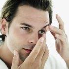 Cómo sacar tu lente de contacto cuando se ha ido hacia atrás de tu ojo