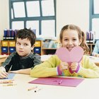 Valentine's Day Party Games for School- Aged Kids