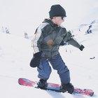 Ejercicios de snowboarding para principiantes