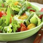 Pros y contras de una dieta vegetariana
