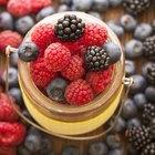 Health Benefits of Strawberries, Blueberries & Blackberries