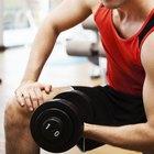 ¿Puede la L- arginina construir músculo como la creatina?