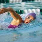 Las náuseas crónicas durante la natación