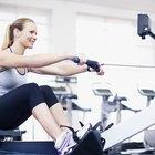 Cómo usar un aparato de remo de Pilates