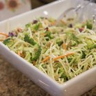 How to Cook With Broccoli Slaw Mix