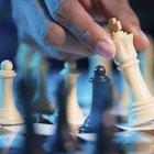 ¿Cuáles son los nombres oficiales de las piezas de ajedrez?