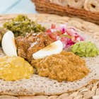 Nutritional Information for Ethiopian Food