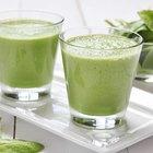 ¿Puede un batido verde al día hacerte perder peso?