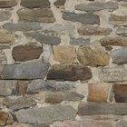 Cómo mezclar cemento blanco y arena para hacer mortero blanco utilizado para la construcción de viviendas de piedra