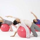 ¿Esta permitido hacer ejercicios que requieran hacer saltos durante el embarazo?