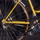 Cómo volver a armar la manivela y pedales de una bicicleta