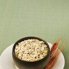 Lista de alimentos ricos en fibra y granos enteros