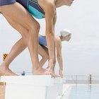 ¿Cuál es una dieta saludable para un nadador?