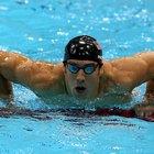 ¿Qué deben comer los nadadores?