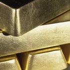Cómo vender un lingote de oro