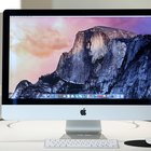 The iMac can perform a factory reset over USB or the Internet.
