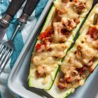 How to Broil Zucchini in the Oven
