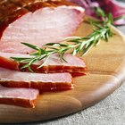 How to Prepare Sliced Country Ham