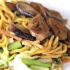 ¿Qué comida china puedes comer al intentar bajar de peso?