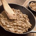 Ingredients in Rosarita Refried Beans