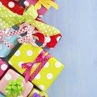 Cómo iniciar un servicio de envoltura de regalos y cómo establecer los precios