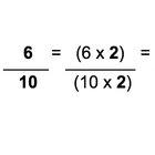 Cómo saber cuando una fracción es mayor que otra