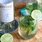 How To Make A Low Sugar White Wine Mojito