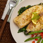Cook Atlantic Cod Fillets