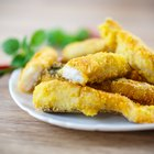 How to Fry Panko-Crusted Catfish