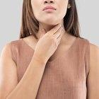 ¿La sopa caliente es buena para el dolor de garganta?