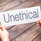 What Are the Causes of Unethical Behavior in the Workplace?