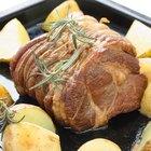 Baking Ideas for a Boneless Pork Butt Roast