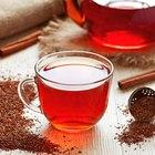 Beneficios del té rojo con canela