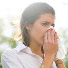 ¿Cuánto dura una erupción alérgica?