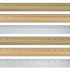 Tipos de reglas de medición