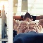 ¿Qué músculos puedo entrenar en un mismo día?