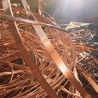 Cómo identificar chatarra de bronce y cobre